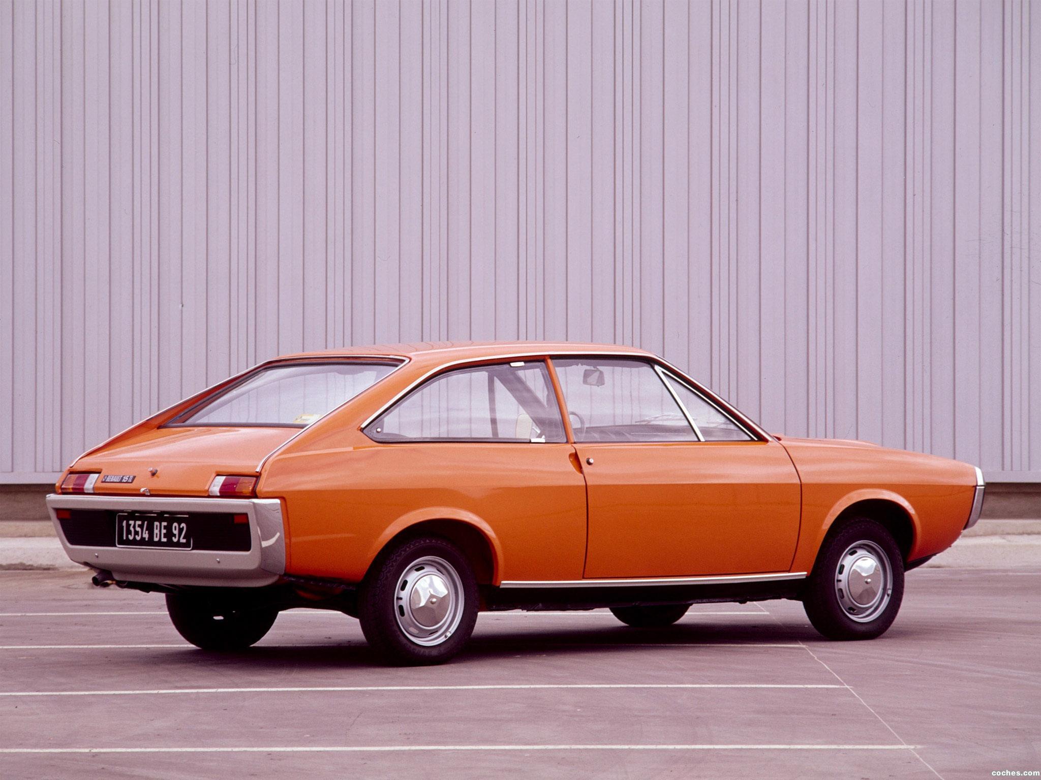 Foto 1 de Renault R15 TL 1973