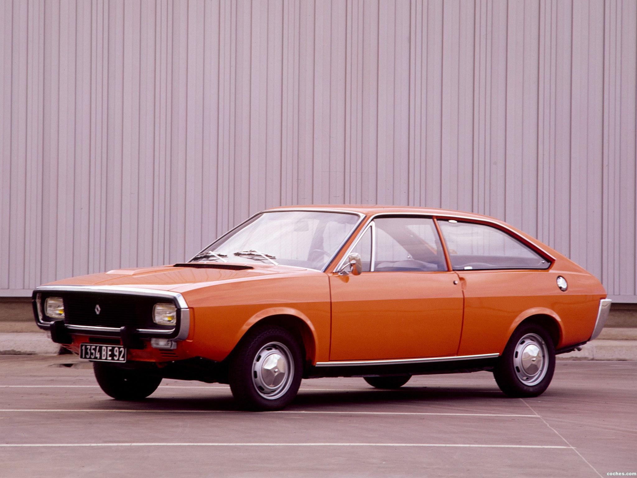 Foto 0 de Renault R15 TL 1973