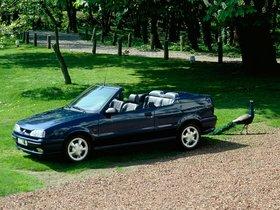 Ver foto 2 de Renault 19 16S Cabrio 1991