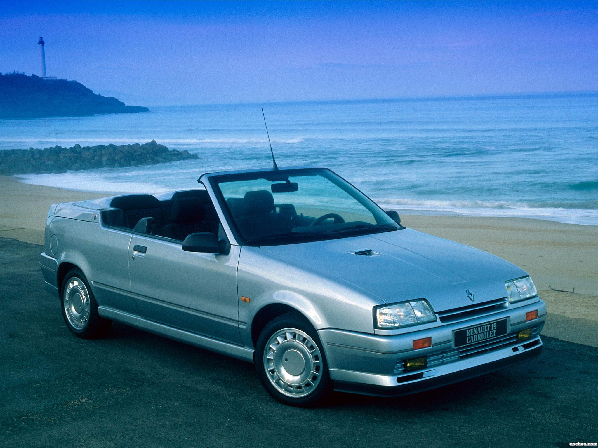 Foto 0 de Renault 19 16S Cabrio 1991
