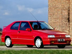 Ver foto 4 de Renault 19 16V 3 puertas 1988