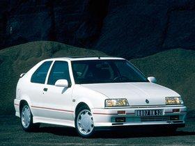 Ver foto 3 de Renault 19 16V 3 puertas 1988