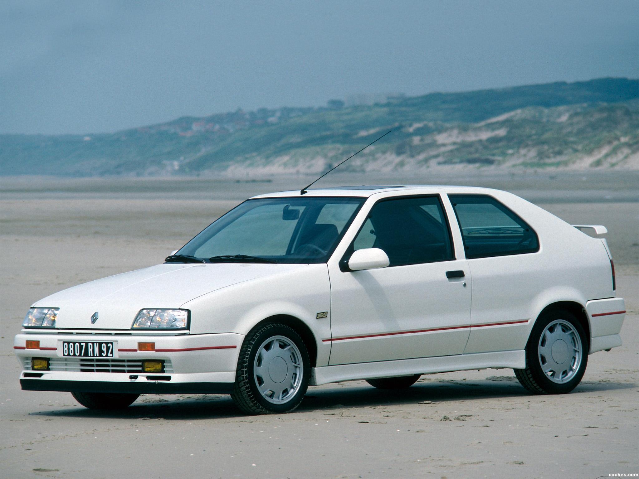 Foto 0 de Renault 19 16V 3 puertas 1988