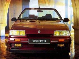Ver foto 2 de Renault 19 16V Cabrio 1991