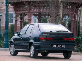 Ver foto 2 de Renault R19 Baccara 1988
