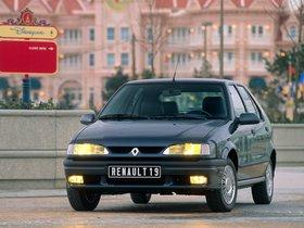 Fotos de Renault R19 Baccara 1988