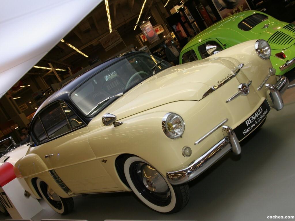 Foto 0 de Renault 4CV Coupe 1956