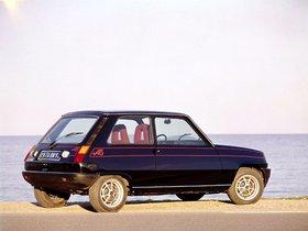 Ver foto 3 de Renault 5 Alpine 1976