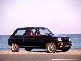Ver foto 2 de Renault 5 Alpine 1976