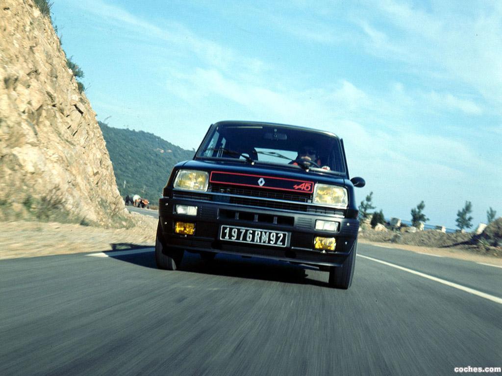 Foto 0 de Renault 5 Alpine 1976