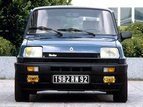 Ver foto 3 de Renault 5 Alpine Turbo 1982