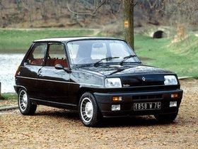 Ver foto 1 de Renault 5 Alpine Turbo 1982