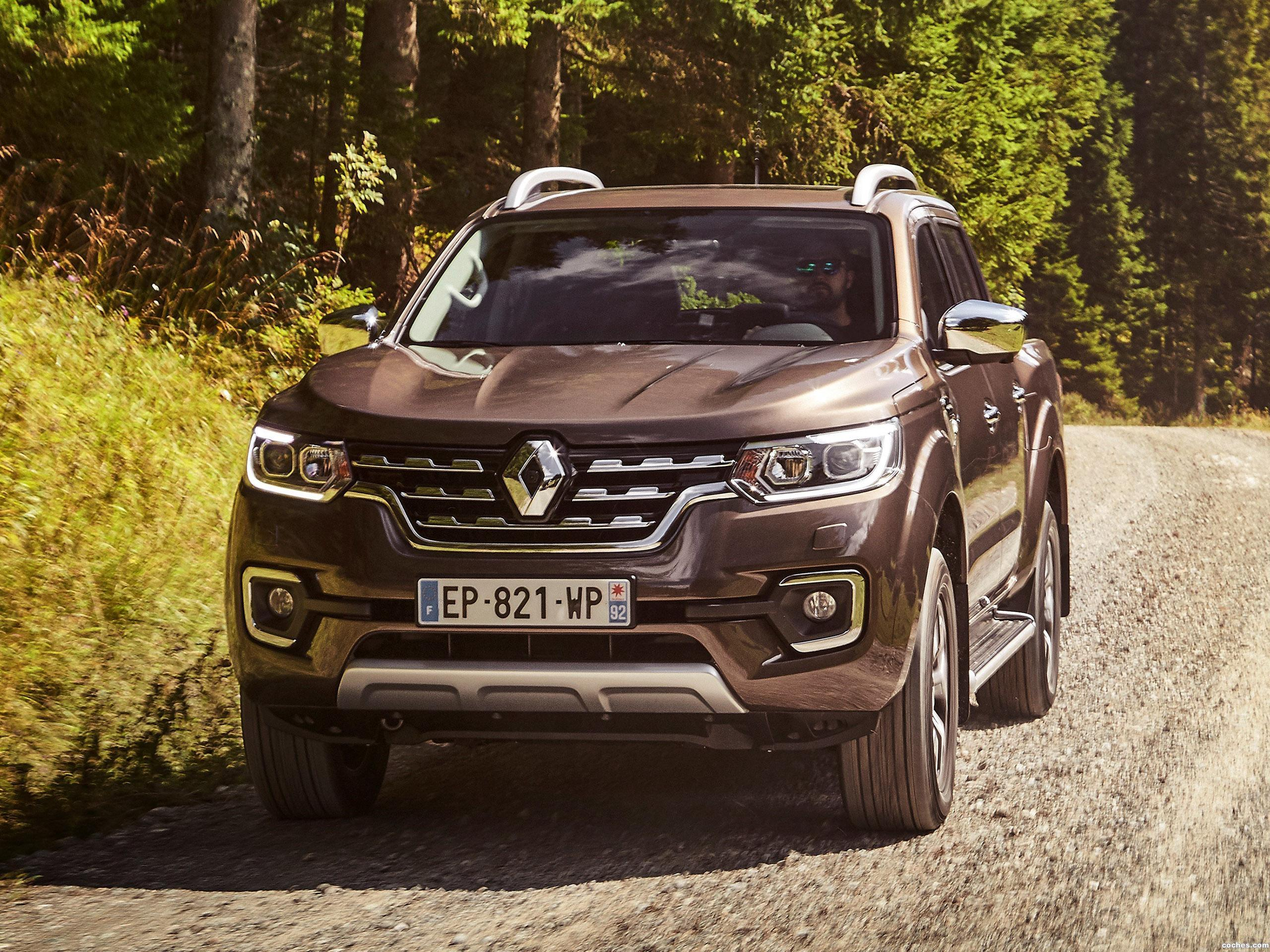Foto 19 de Renault Alaskan  2017
