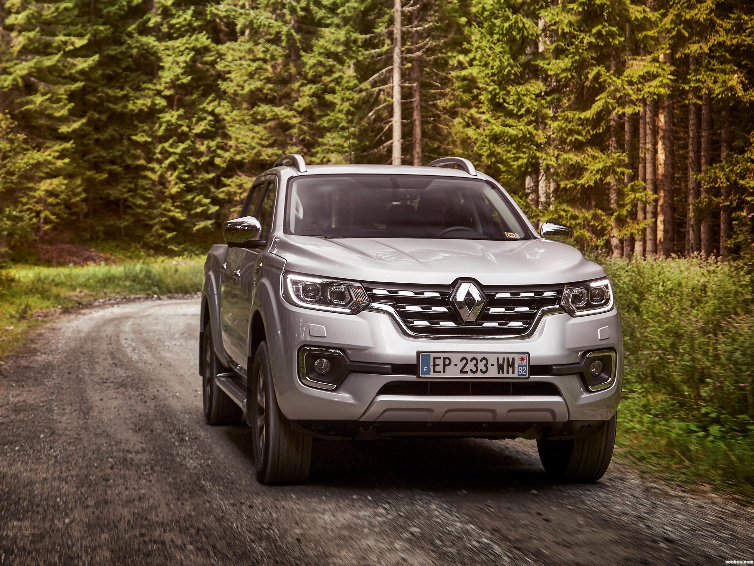 Foto 16 de Renault Alaskan  2017