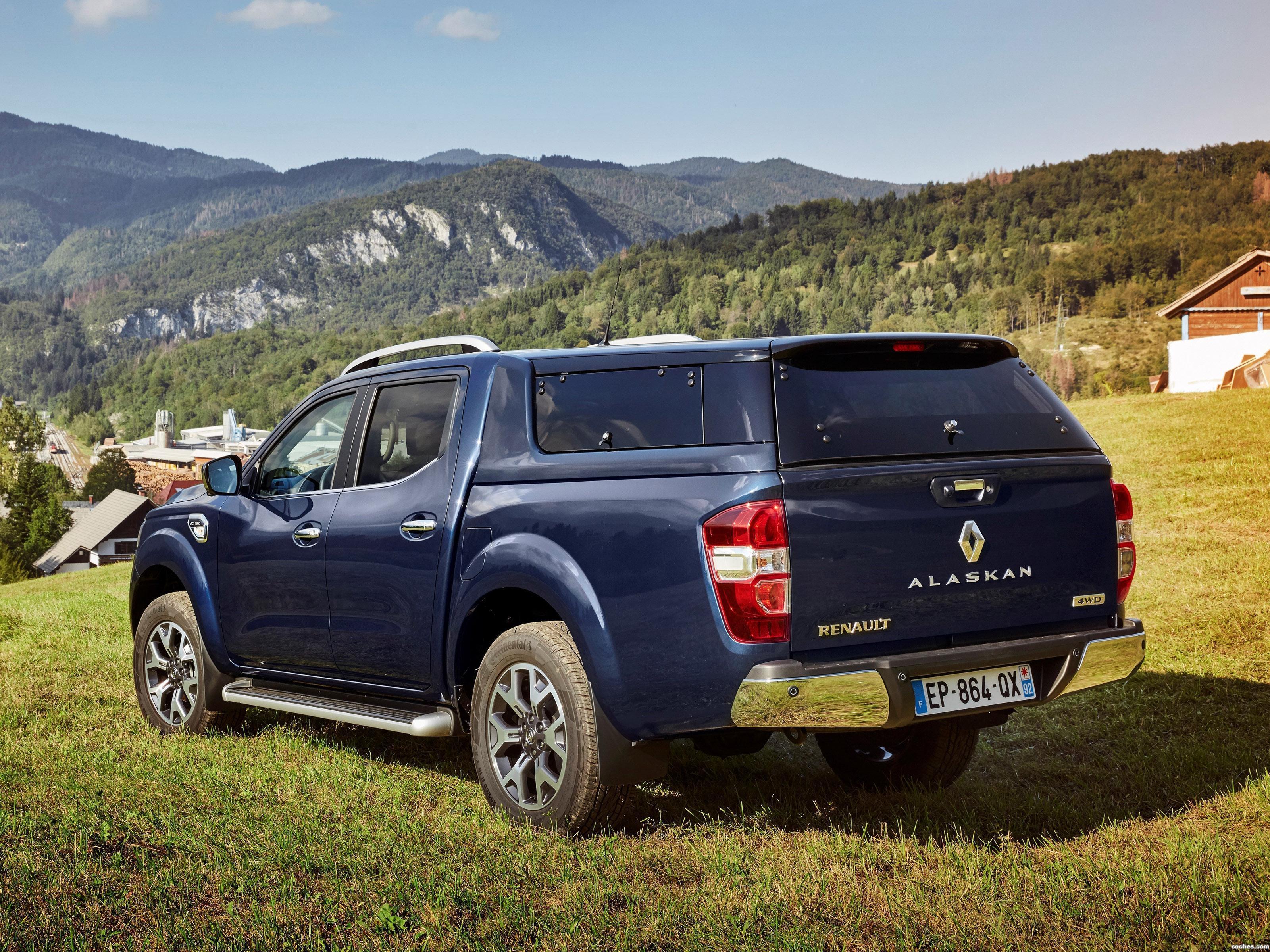 Foto 28 de Renault Alaskan  2017