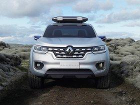 Ver foto 3 de Renault Alaskan Concept 2015