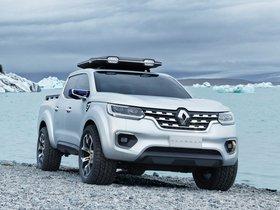 Ver foto 8 de Renault Alaskan Concept 2015
