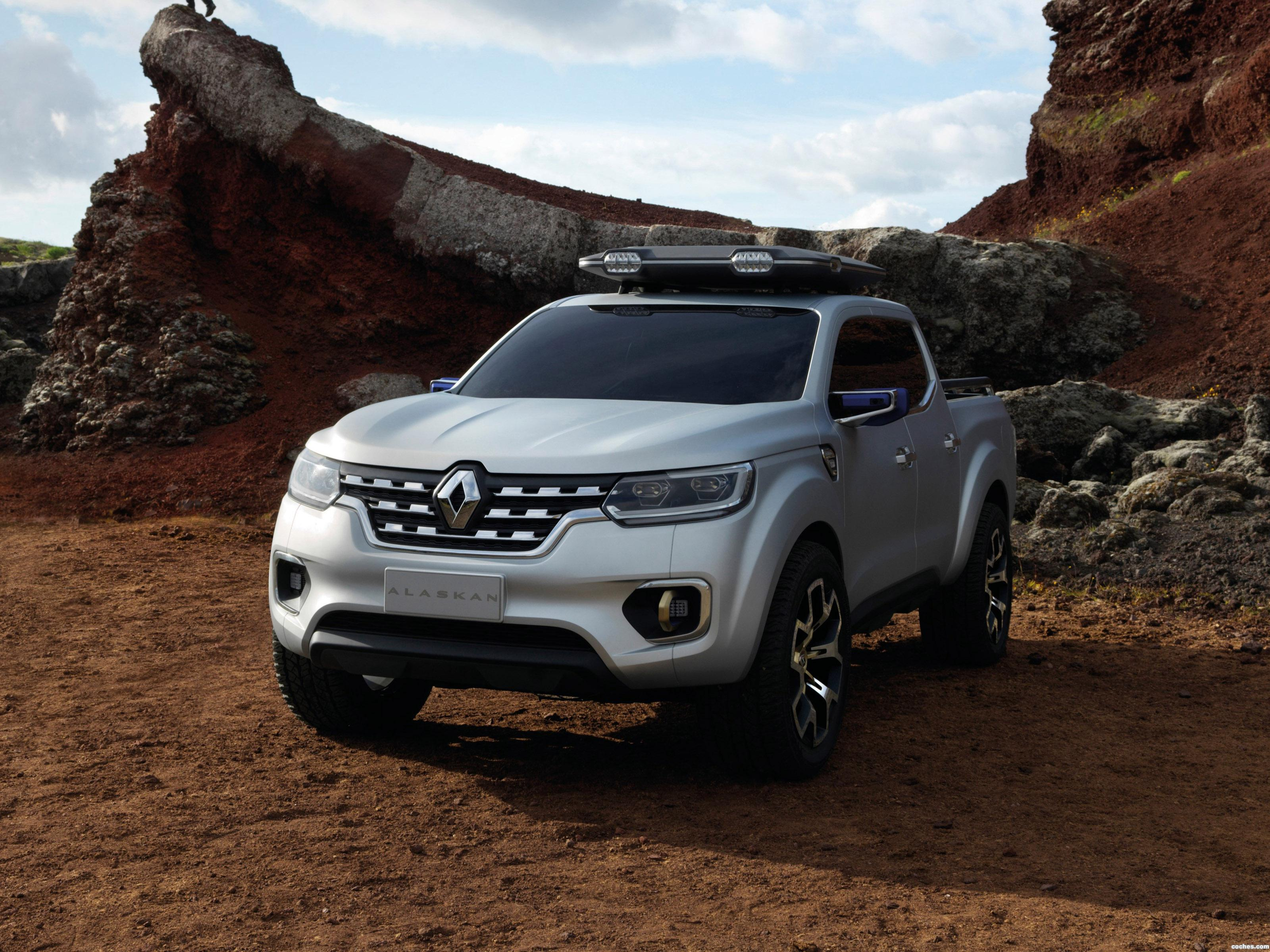 Foto 0 de Renault Alaskan Concept 2015
