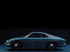 Ver foto 17 de Renault Alpine A110 1961
