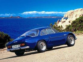 Ver foto 2 de Renault Alpine A110 1961