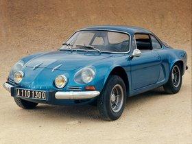 Fotos de Renault Alpine A110 1961