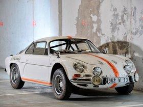 Ver foto 15 de Renault Alpine A110 1961