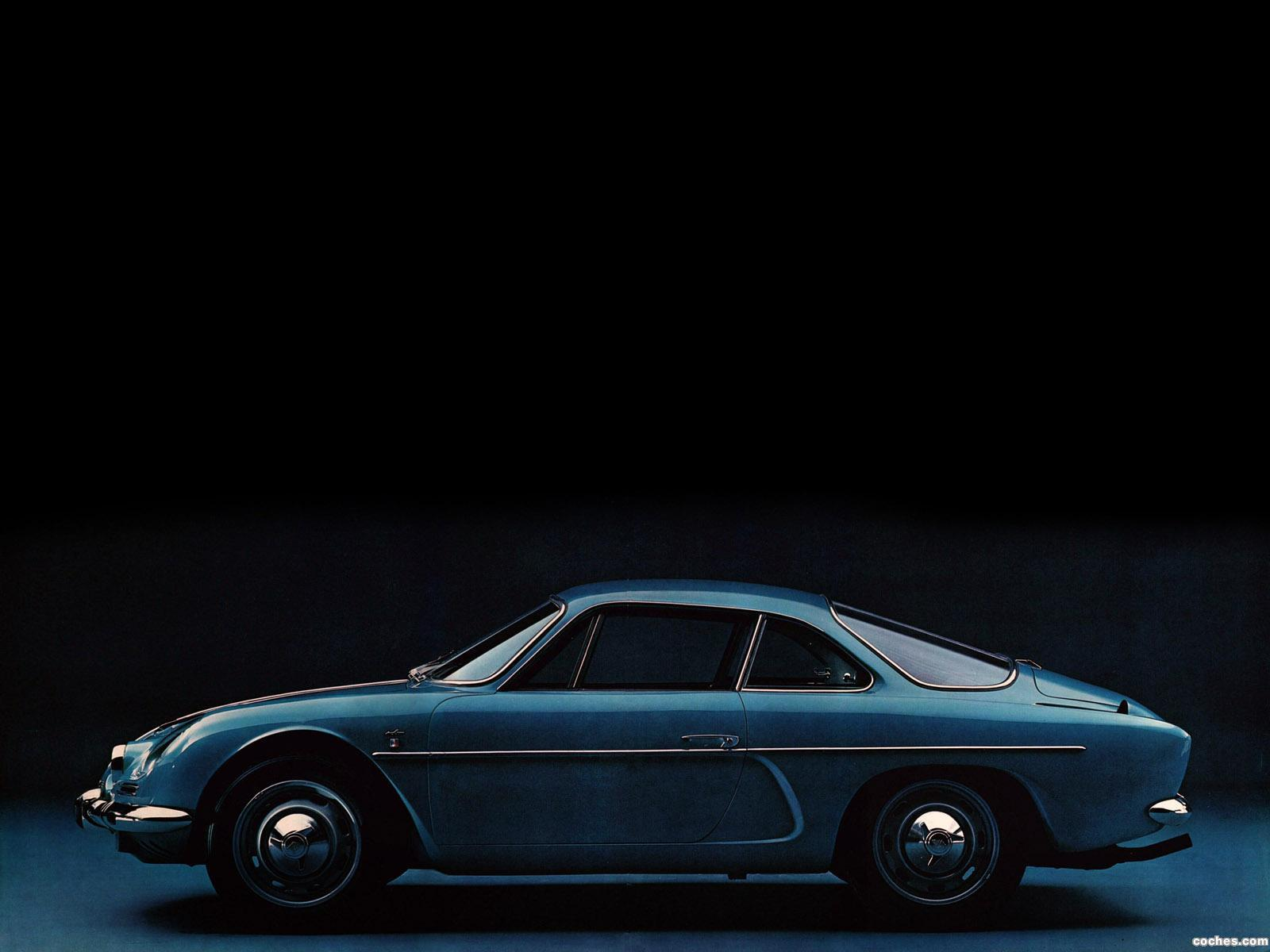 Foto 16 de Renault Alpine A110 1961