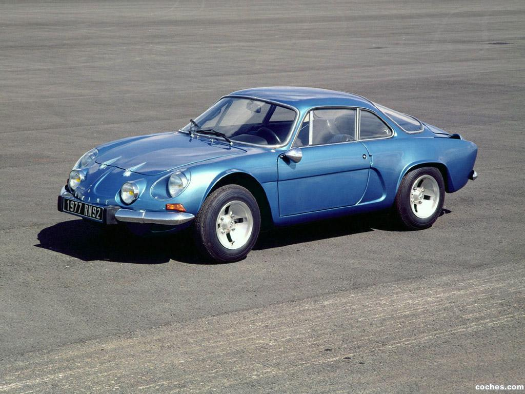 Foto 7 de Renault Alpine A110 1961