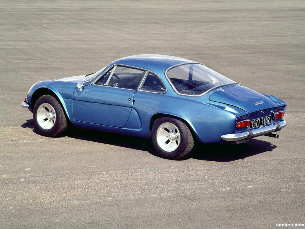 Foto 6 de Renault Alpine A110 1961