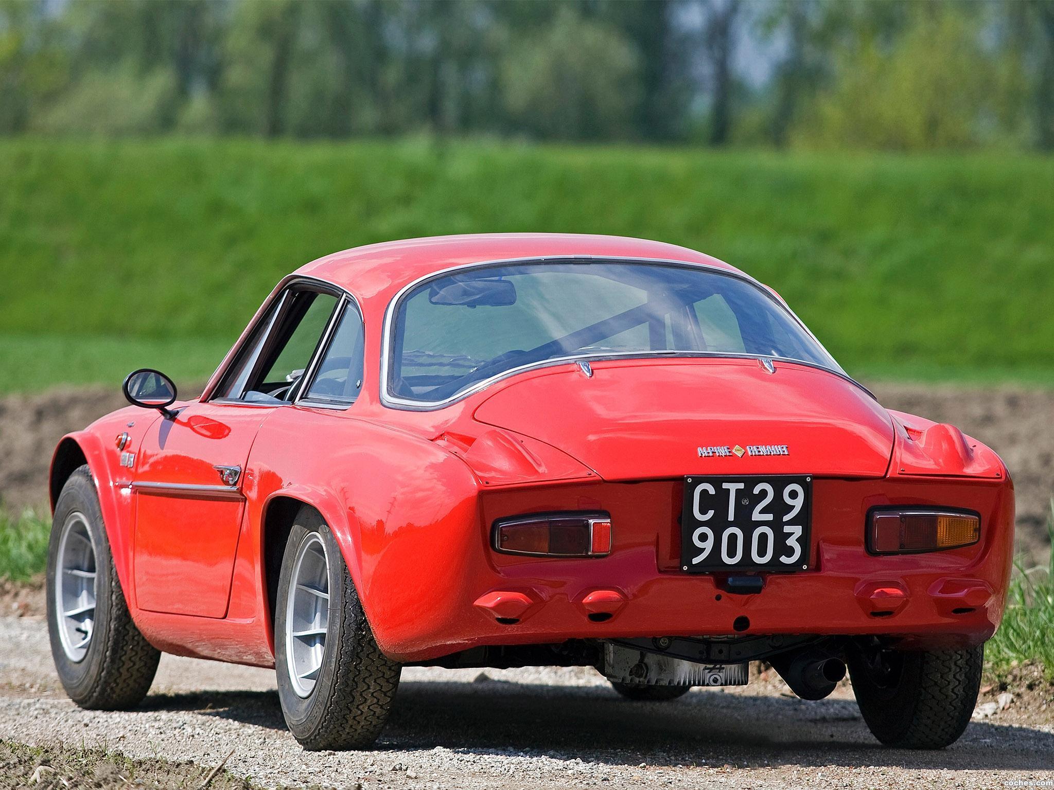 Foto 5 de Renault Alpine A110 1961