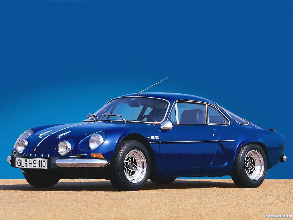 Foto 4 de Renault Alpine A110 1961