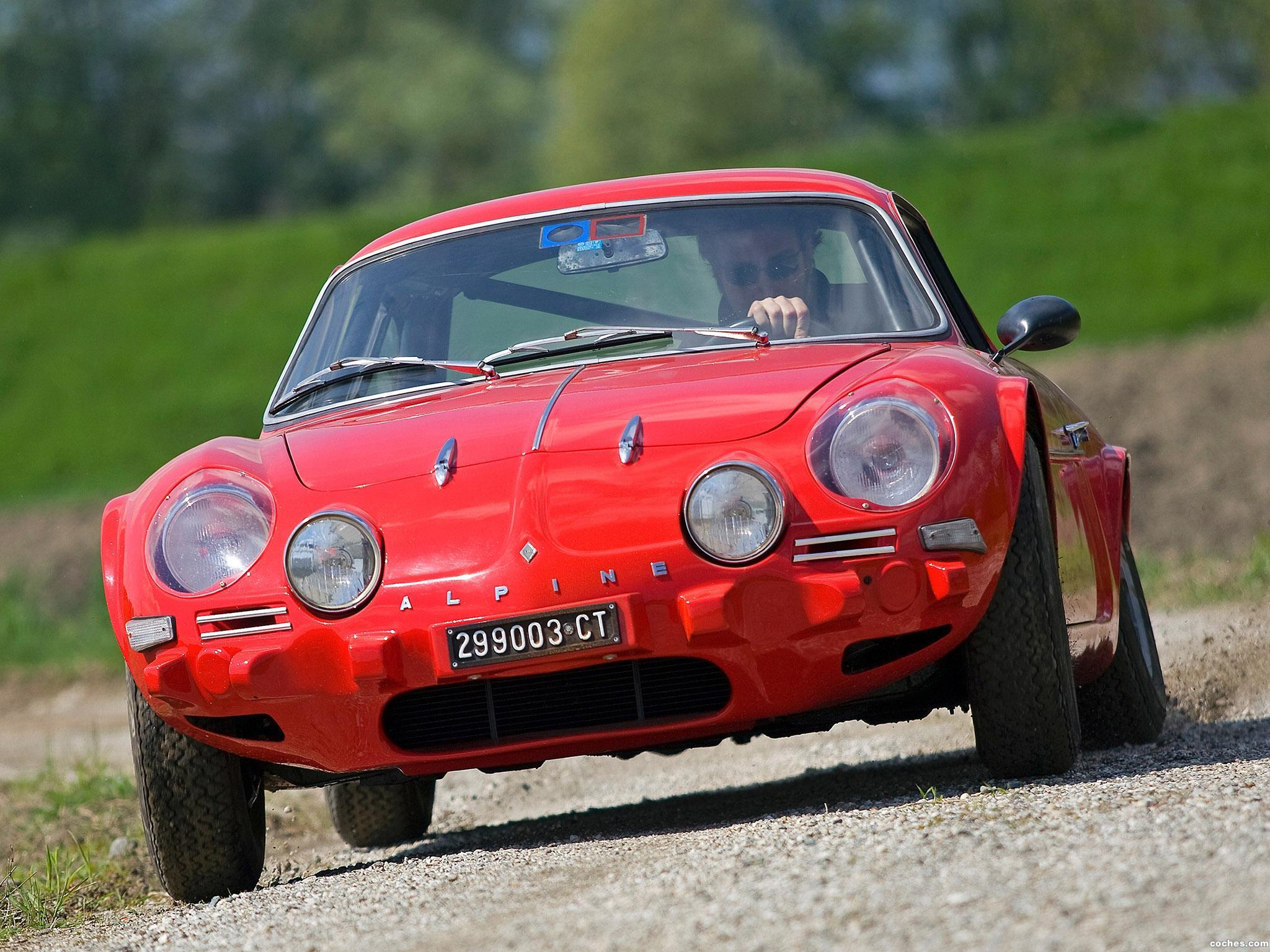 Foto 15 de Renault Alpine A110 1961