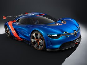 Ver foto 29 de Renault Alpine A110-50 Concept 2012