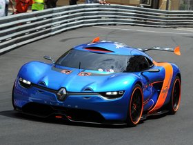 Ver foto 6 de Renault Alpine A110-50 Concept 2012