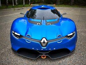 Ver foto 1 de Renault Alpine A110-50 Concept 2012