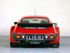 Ver foto 2 de Renault Alpine A310 V6 Groupe 4 1982