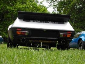 Ver foto 2 de Renault Alpine A310 VEC Racing 1983