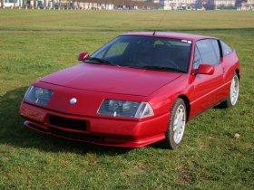 Ver foto 1 de Renault Alpine GTA V6 Turbo Mille Miles 1991