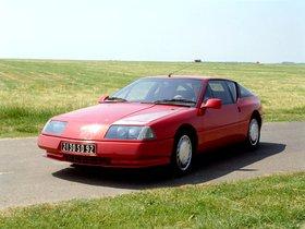 Ver foto 15 de Renault Alpine GTA V6 Turbo Mille Miles 1991