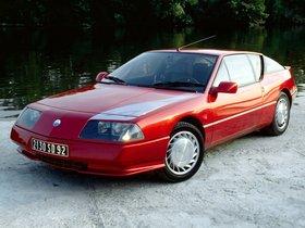 Ver foto 13 de Renault Alpine GTA V6 Turbo Mille Miles 1991