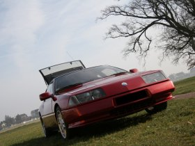 Ver foto 11 de Renault Alpine GTA V6 Turbo Mille Miles 1991