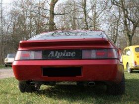 Ver foto 6 de Renault Alpine GTA V6 Turbo Mille Miles 1991