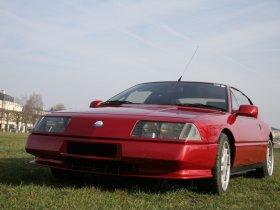 Ver foto 5 de Renault Alpine GTA V6 Turbo Mille Miles 1991