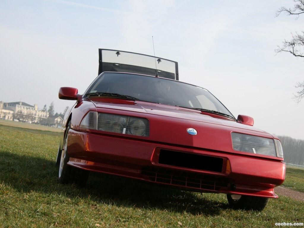 Foto 11 de Renault Alpine GTA V6 Turbo Mille Miles 1991