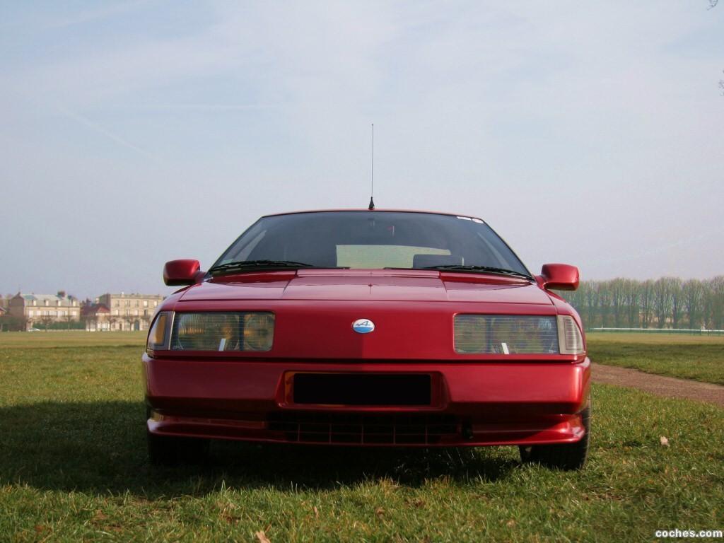 Foto 2 de Renault Alpine GTA V6 Turbo Mille Miles 1991