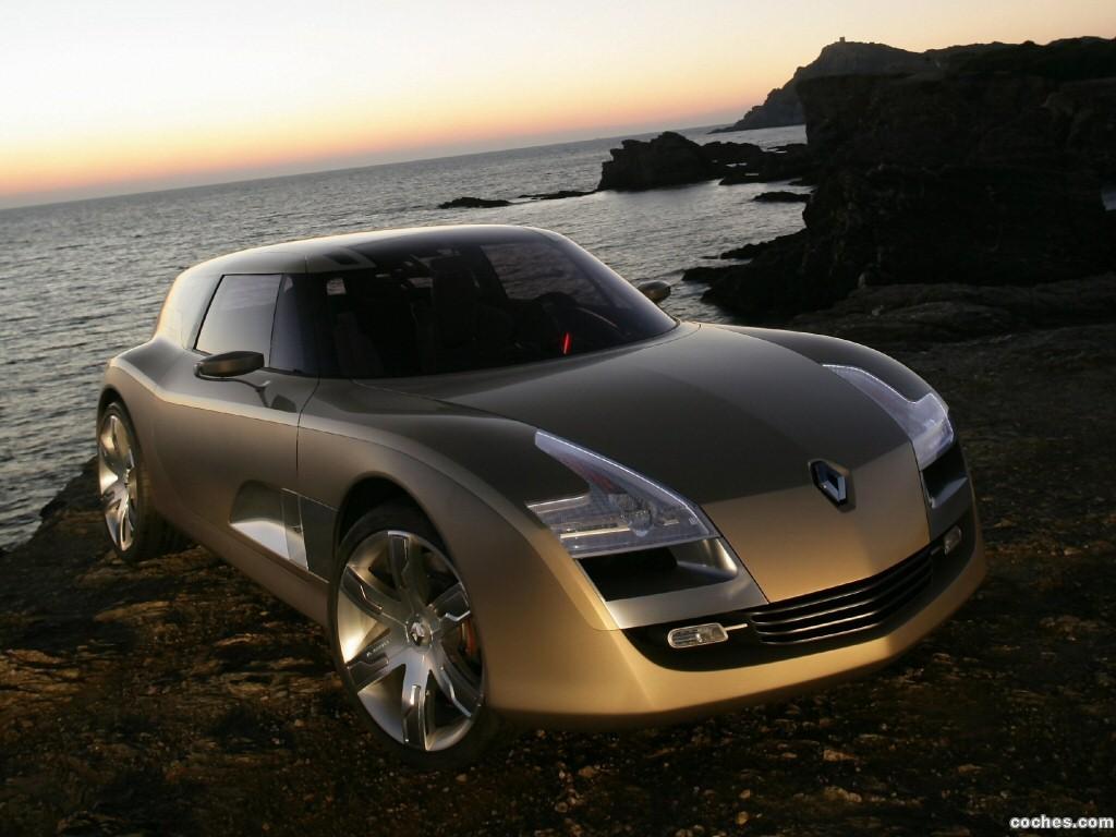 Foto 0 de Renault Altica Concept 2006