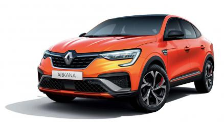 Renault Arkana 1.3 Tce Intens Edc 103kw