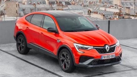 Renault Arkana 1.6 E-tech Intens 105kw