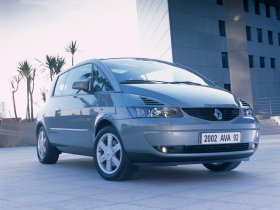 Ver foto 1 de Renault Avantime 2001