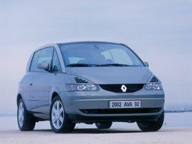 Ver foto 6 de Renault Avantime 2001